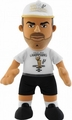 "Tony Parker (San Antonio Spurs) 2014 NBA Champs (T-Shirt/Hat) 10"" Player Plush NBA Bleacher Creatures"