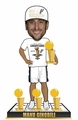 Manu Ginobili (San Antonio Spurs) 4X NBA Champ (2014 T-Shirt/Hat) Trophy Bobble Head Exclusive #/300