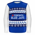 Toronto Blue Jays MLB Ugly Sweater Wordmark