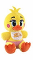 "Toy Chica Five Nights at Freddy's Funko 6""  Plush Wave 2"