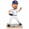 Travis Wood (Chicago Cubs) 2016 World Series Champions Newspaper Base Bobble Head by Forever Collectibles