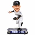 Trevor Story (Colorado Rockies) 2017 MLB Headline Bobble Head by Forever Collectibles