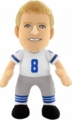"Troy Aikman (Dallas Cowboys) 10"" NFL Player Plush Bleacher Creatures"
