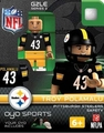 Troy Polamalu (Pittsburgh Steelers) NFL OYO G2 Sportstoys Minifigures