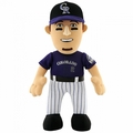 "Troy Tulowitzki (Colorado Rockies) 10"" MLB Player Plush Bleacher Creatures"