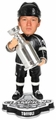 Tyler Toffoli (Los Angeles Kings) 2014 Forever Collectibles Stanley Cup Champions Trophy Bobblehead