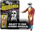 Universal Monsters Invisible Man ReAction 3 3/4-Inch Retro Action Figure