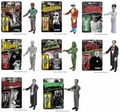 Universal Monsters (Set of 8) ReAction 3 3/4-Inch Retro Action Figures