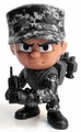 Urban Trooper Series 1 Lil' Troops Offically Licensed U.S. Army Action Figures