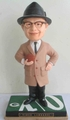 "Vince Lombardi (Green Bay Packers) 2014 NFL 8"" Bobble Head Forever #/1968"