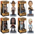 The Walking Dead Funko Wacky Wobbler Bobble Heads Series 1