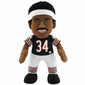 "Walter Payton (Chicago Bears) 10"" NFL Player Plush Bleacher Creatures"