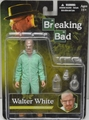 Walter White (Green Haz-Mat Suit) Breaking Bad Mezco