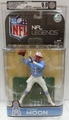 Warren Moon (Houston Oilers) BLUE SLEEVES NFL Legends 4 McFarlane AFA Graded 9.0