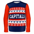 Washington Capitals NHL Ugly Sweater Wordmark
