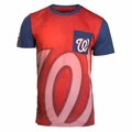 Washington Nationals MLB Cotton/Poly Pocket Tee