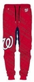 Washington Nationals MLB Polyester Mens Jogger Pant by Forever Collectibles