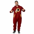 Washington Redskins Adult One-Piece NFL Klew Suit