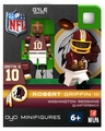Washington Redskins OYO Minifigures