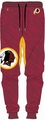 Washington Redskins Polyester Mens Jogger Pant by Forever Collectibles