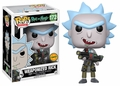 Weaponized Rick CHASE (Rick and Morty) Funko Pop!