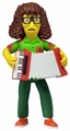 "Weird Al (The Simpsons 25th Anniversary) 5"" Action Figure Series 4 NECA"