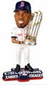 Xander Bogaerts (Boston Red Sox) 2013 World Series Champ Trophy Bobble Head Forever