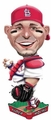 Yadier Molia (St. Louis Cardinals) 2017 MLB Caricature Bobble Head by Forever Collectibles