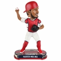 Yadier Molina (St. Louis Cardinals) 2017 MLB Headline Bobble Head by Forever Collectibles