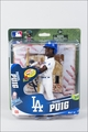 Yasiel Puig (Los Angeles Dodgers) MLB 32 Collector Level Bronze CHASE #/2000 McFarlane