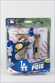 Yasiel Puig (Los Angeles Dodgers) MLB 32 Collector Level Silver CHASE #/750 McFarlane