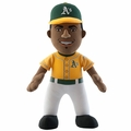 "Yoenis Cespedes (Oakland Athletics) 10"" MLB Player Plush Bleacher Creatures"