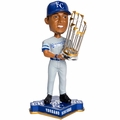Yordano Ventura (Kansas City Royals) 2015 World Series Champions Bobble Head
