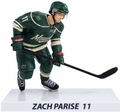 "Zach Parise (Minnesota Wild) 2015-16 NHL 6"" Figure Imports Dragon Wave 4"