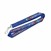 Double Layer Lanyards
