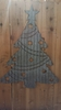 Corrugated Metal Christmas Tree