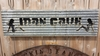 Man Cave Marquee Light Sign
