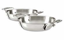 "All-Clad: 6"" Gratins (set of two)"