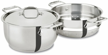 All-Clad: Specialty Cookware 5 Qt Steamer