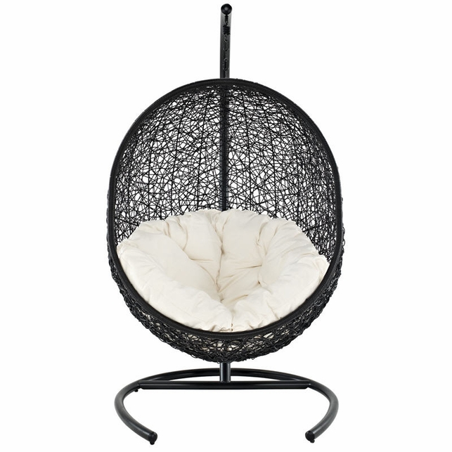 Cushions For Outdoor Swing Chairs picture on cocoon wicker rattan outdoor wicker patio swing chair suspension series with Cushions For Outdoor Swing Chairs, sofa eb04a6744f5eec1f45b95bbcab647a6b