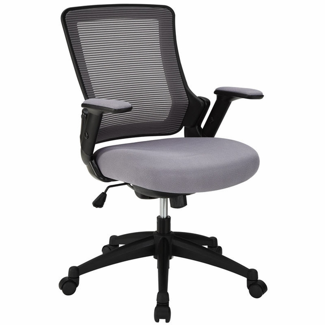 Aspire Fabric Office Chair In Gray
