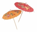 "6"" Paper Parasol Picks 288ct"