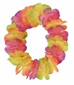 "8"" Two Tone Mix Lei Headband 24ct"
