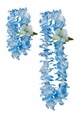 Blue Lei and Headband Set 48ct