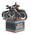 Cycle Shop Foil Centerpiece Box 6ct