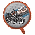 Cycle Shop Metallic Balloon 10ct