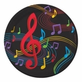 Dancing Music Notes Party Supplies