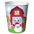 Farmhouse Fun Hot/Cold 9oz Paper Cups 96ct
