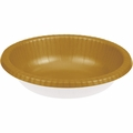 Glittering Gold 20oz Paper Bowl 200ct