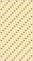 Glittering Gold Coordinates 3 Ply Guest Napkins 192ct